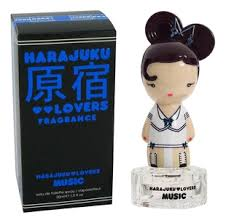 Купить <b>harajuku Lovers Music</b>, духи для детей и детская элитная ...