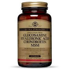 <b>Glucosamine Hyaluronic</b> Acid <b>Chondroitin</b> MSM (Shellfish-Free ...
