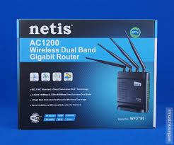 Подробный обзор беспроводного маршрутизатора <b>Netis WF2780</b>