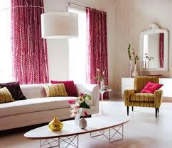 15 lively and colorful curtain ideas for the living room chic living room curtain