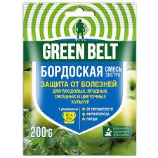 Средство зщиты <b>растений</b> ГРИН БЭЛТ Бордоская смесь 200 г ...