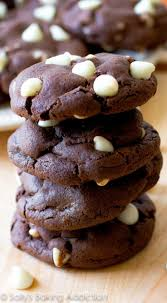 chocolate cookie recipes sugar cookies cut absolutely my favorite chocolate cookie recipe it s easy i love filling them white