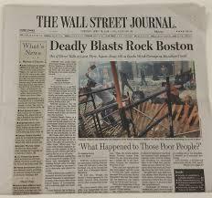 「2013, boston marathon blast newspapers」の画像検索結果