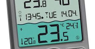 <b>Wireless Pool</b> Thermometer VENICE | TFA Dostmann