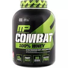 Musclepharm <b>Combat 100</b>% <b>Whey</b> Protein