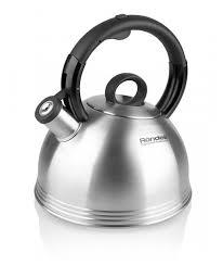 Купить Rondell <b>Чайник Premiere</b> RDS-237 2,4 <b>л</b> стальной по ...