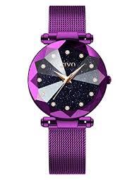 CIVO Women Watches Ladies Stainless Steel Watch ... - Amazon.com