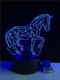 <b>Hot Sale</b> Animal Snake Cobra 3D lamp creative gift <b>LED Night light</b> ...