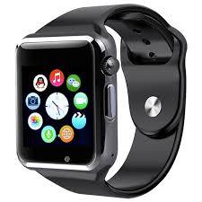 <b>Умные часы ZDK A1</b>, черный - A1 Black | умный дом с доставкой ...