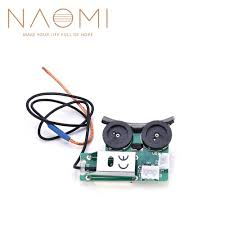 NAOMI Fishman VT1 Acoustic <b>Guitar Pickup</b> System Fishman VT1 ...