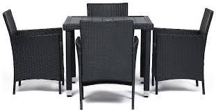 <b>Комплект мебели Tetchair mod</b>. 210036 (черный) 11962: купить по ...