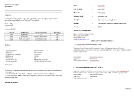 samples resumes for freshers template samples resumes for freshers freshers resume samples