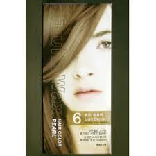 Отзывы о <b>Краска для волос</b> Welcos <b>Fruits</b> Wax Pearl Hair Color