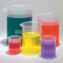 1pc 500ml 1000ml 2000ml stainless steel lab beaker measuring cups with inner scale for laboratory