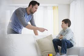 Image result for child refuses to go to timeout