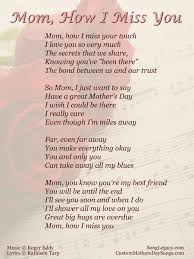 In Memory Of Your Mother | years daily mom talk feel encouraged ... via Relatably.com