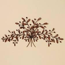 metal tuscan kitchen wall decor ideas