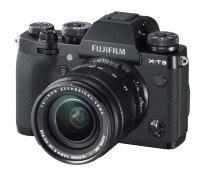 Купить <b>Фотоаппарат</b> со сменной оптикой <b>FUJIFILM X</b>-<b>T3 kit</b> XF18 ...