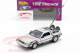 <b>Welly 1:24</b> De Lorean DMC 12 Back to the Future 22443 model car ...