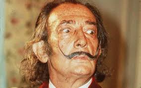 Movember poll finds <b>Salvador Dali</b> had most famous moustache ...