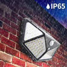 top 9 most popular <b>solar powered led</b> waterproof outdoor light list ...