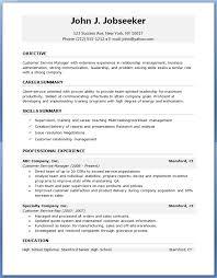 employment resume template  seangarrette coemployment resume template