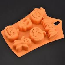 Halloween Cup Food Grade Silicone Cake Pudding ... - Vova
