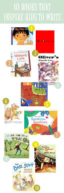 picture books that inspire kids to write short 10 books that inspire kids to write my husband brett homer collins writes and sketches he is a decedent of winslow homer collins
