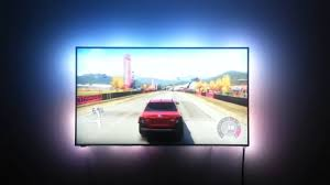 ambiscreen stand alone ambient display back lighting for any device youtube ambient lighting