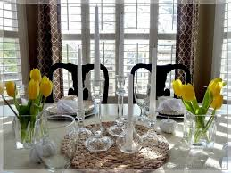 dining table candle centerpiece  diy dining table ideas build your own room image of dining room cente