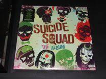<b>Suicide</b> Squad (Soundtrack) 2016 Lp купить в Санкт-Петербурге ...