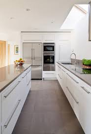 Gray And White Kitchen Designs 17 Best Ideas About White Grey Kitchens On Pinterest Cabinet