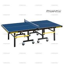 <b>Donic Persson</b> 25 - синий – купить в СПб | <b>Теннисный стол</b> Доник