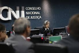 Resultado de imagem para reunião do conselho do CNJ