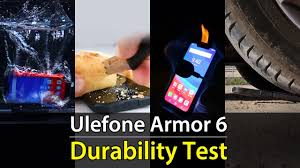Top Indestructible <b>Ulefone Armor 6</b> Rugged Test|waterproof, dustproof