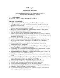 linen executive duties and responsibilities of the fullsize