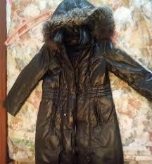 <b>Пальто</b> кожаное <b>ORSA Couture</b> зимнее – купить в Балашихе ...