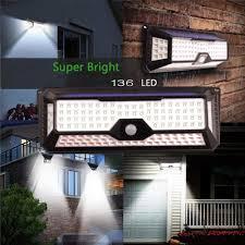 Beste Koop <b>Led Solar</b> Lamp <b>Outdoor</b> Waterdichte Motion Sensor ...