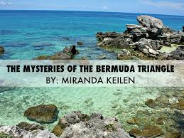 bermuda triangle speech outline  bermuda triangle speech outline
