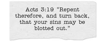 Image result for image of fruits of repentance