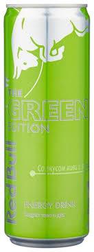 Купить <b>Энергетический напиток Red Bull</b> Green edition киви ...