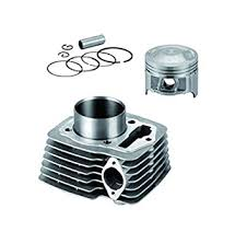 SAMDAY <b>Cylinder Kit</b> With Sam Piston Compatible for HONDA SHINE