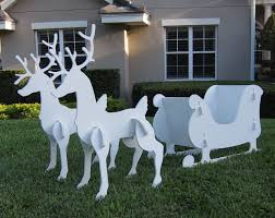 outdoor christmas decoration ideas holiday yard decorations