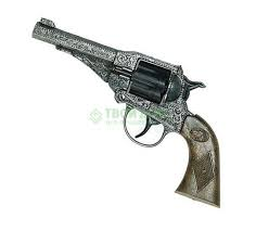 <b>Пистолет Edison Пистолет sterling metall</b> western (0220/96 ...