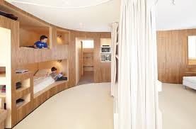 awesome kids beds at menuires ski resort interior by h2o architects awesome kids beds awesome