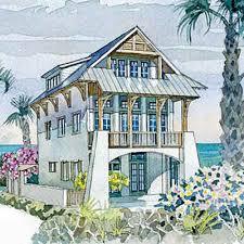Shoreline Cottage   Top House Plans   Coastal LivingPages