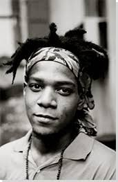 basquiat himself, a                   portrait