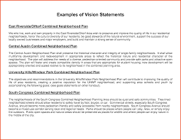 personal vision statement vision mission statements of selected personal vision statement examples