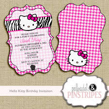 appealing hello kitty birthday party invitations templates appealing where can i buy hello kitty party invitations