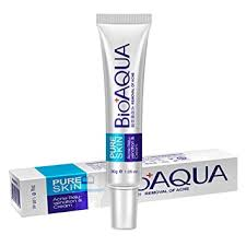 Amazon.com : <b>BioAQUA Acne</b> Scar <b>Treatment</b>, Natural Blemish Gel ...